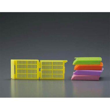 Casetas de inclusión Bio Cassette gris