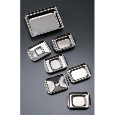 Moldes de acero inoxidable Bio Mold 33x24x12 mm