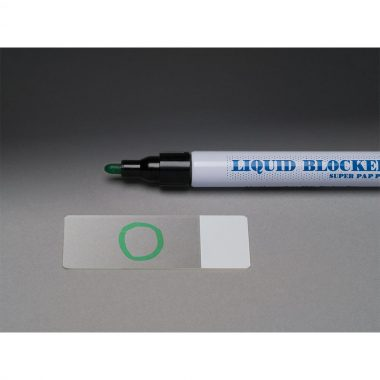 Solvent resistant marking pen Histología Pen black